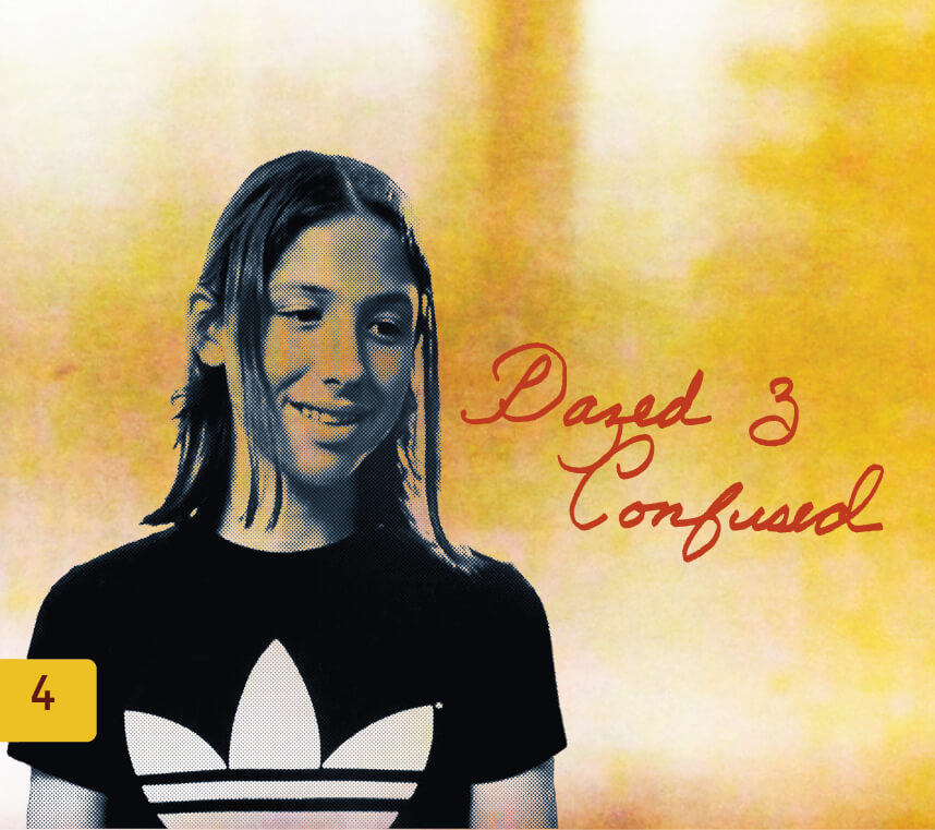 Dazed and Confused DVD