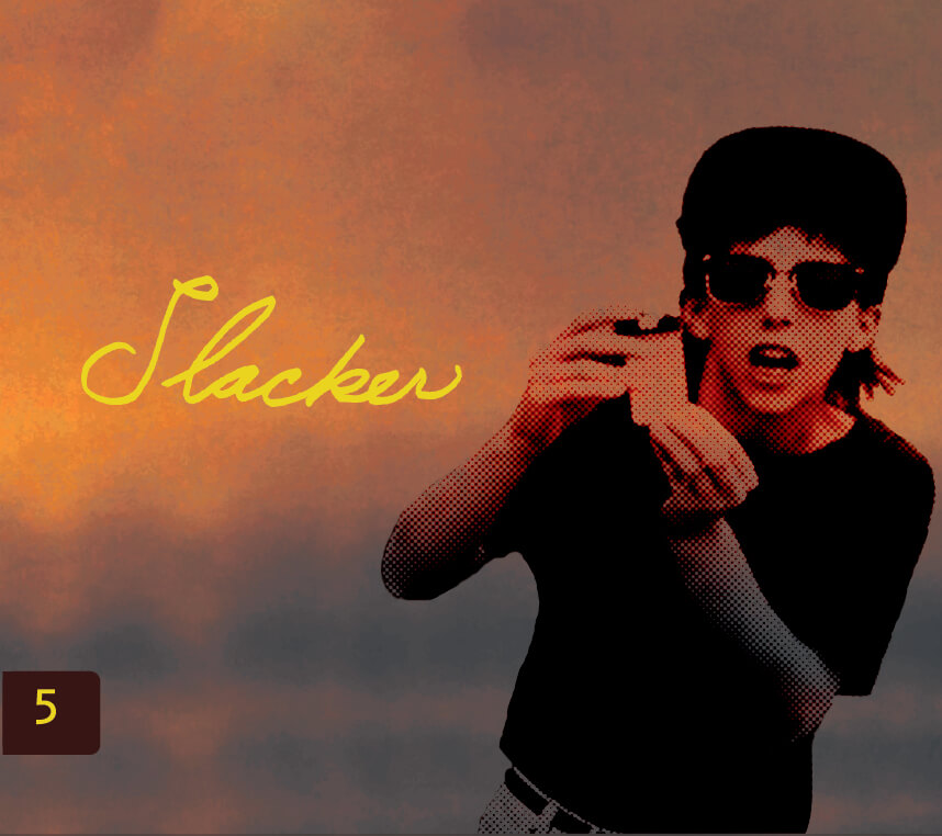 Slacker DVD