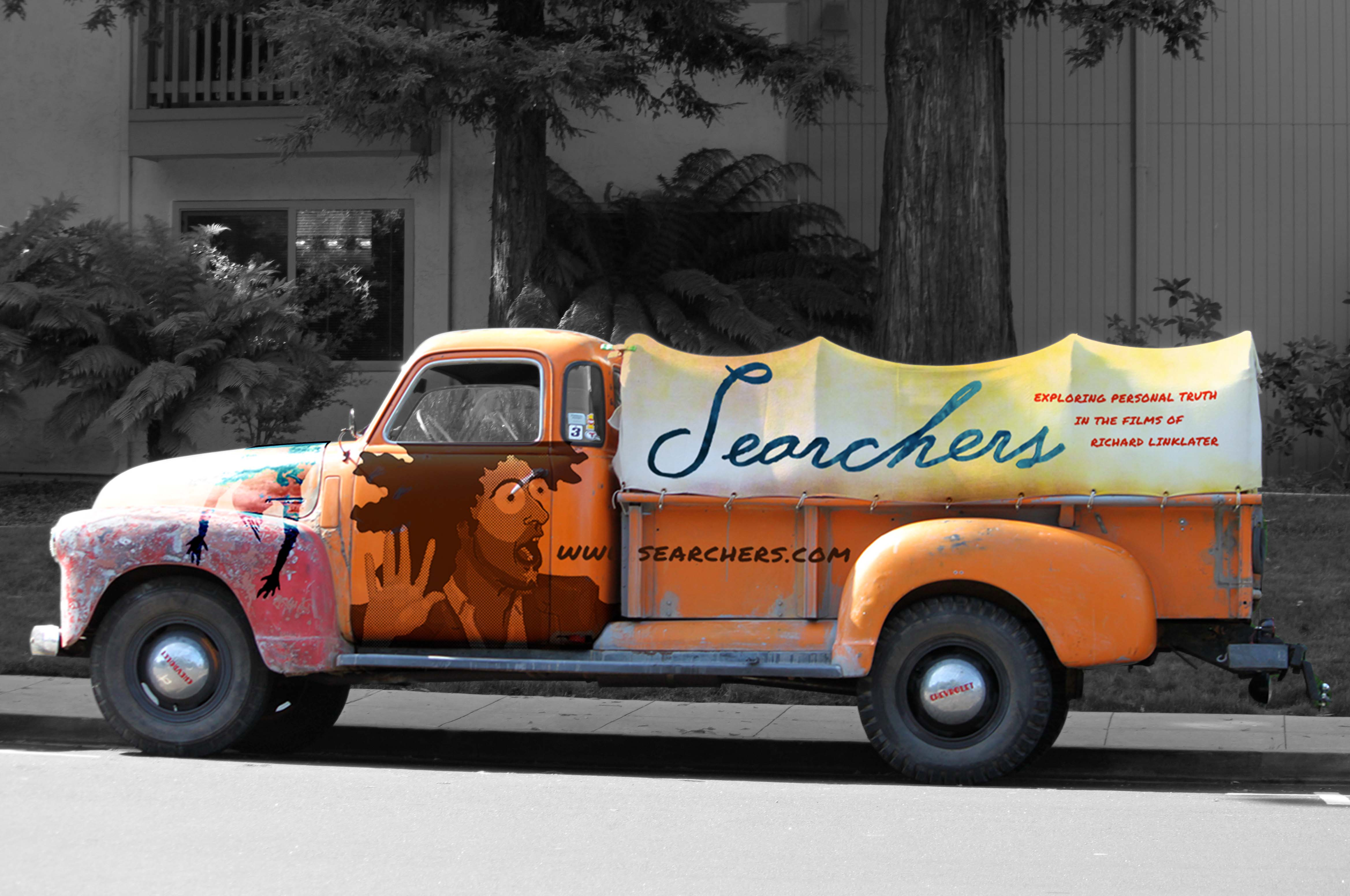 Searchers Truck